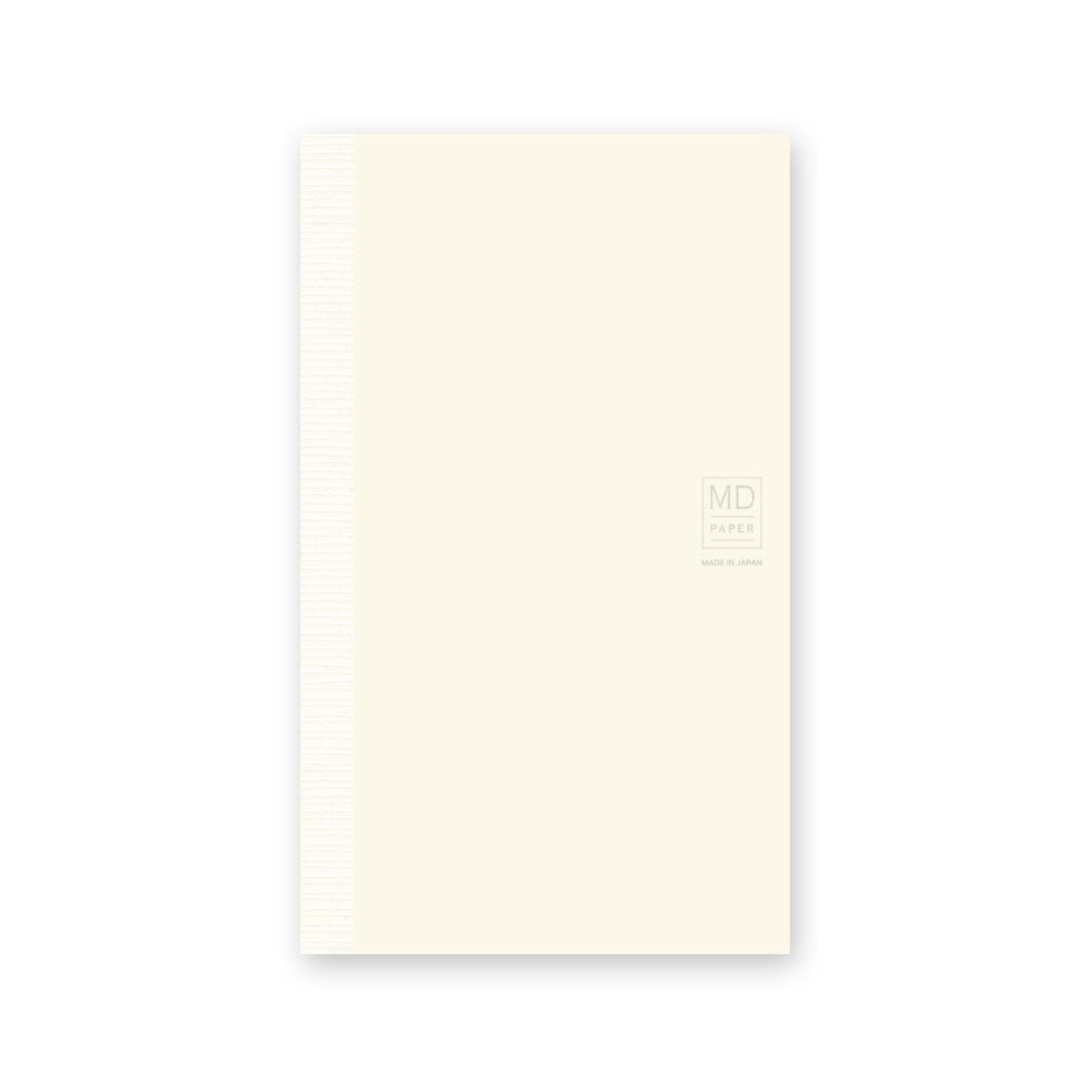 Image of MD B6 Slim Plain Notebook