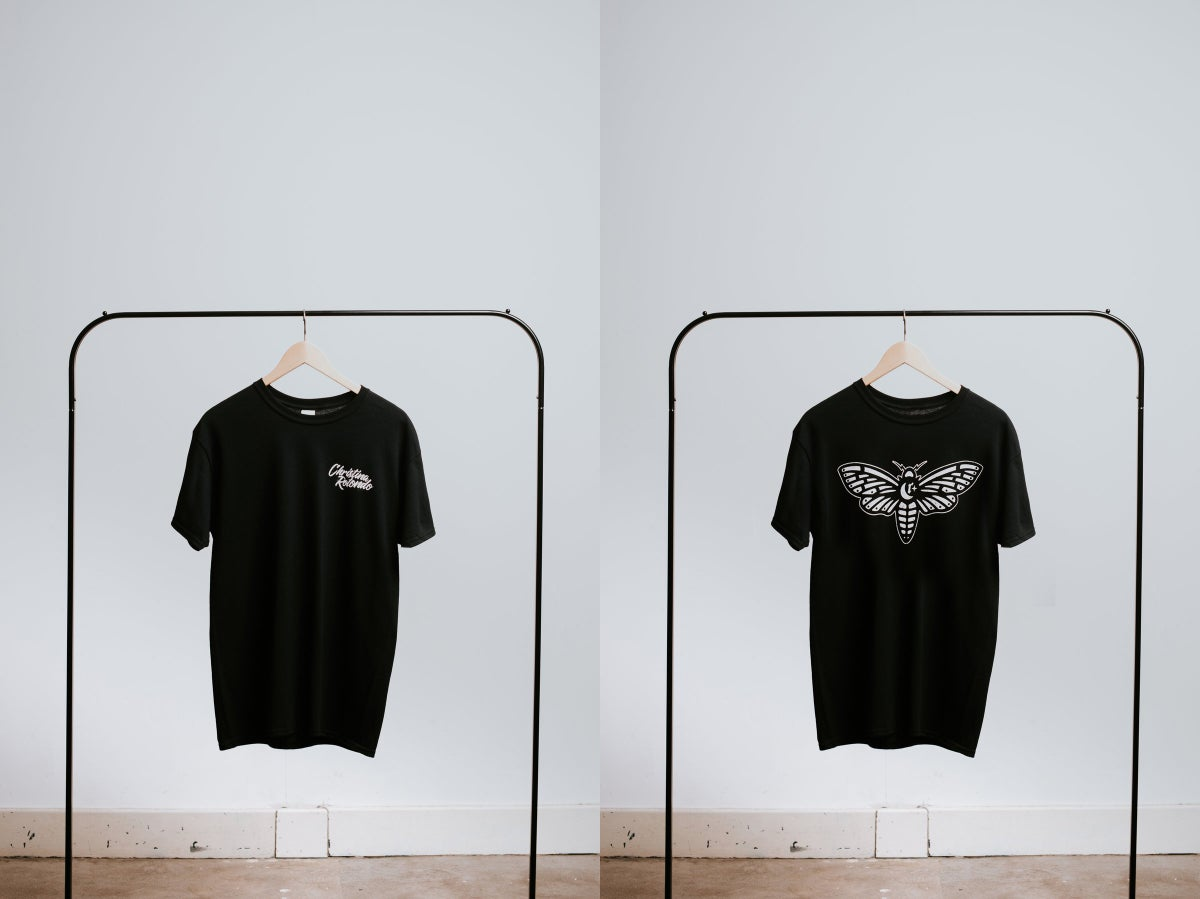 Image of Moth detail shirt