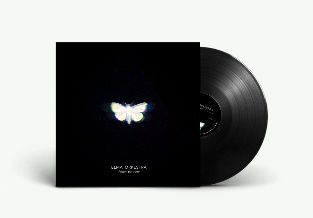 Image of Elma Orkestra, Flutter: Part One, Limited Edition 12 Inch Vinyl