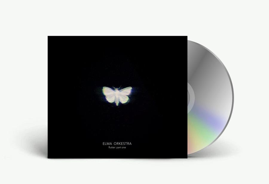 Image of Elma Orkestra, Flutter: Part One, CD