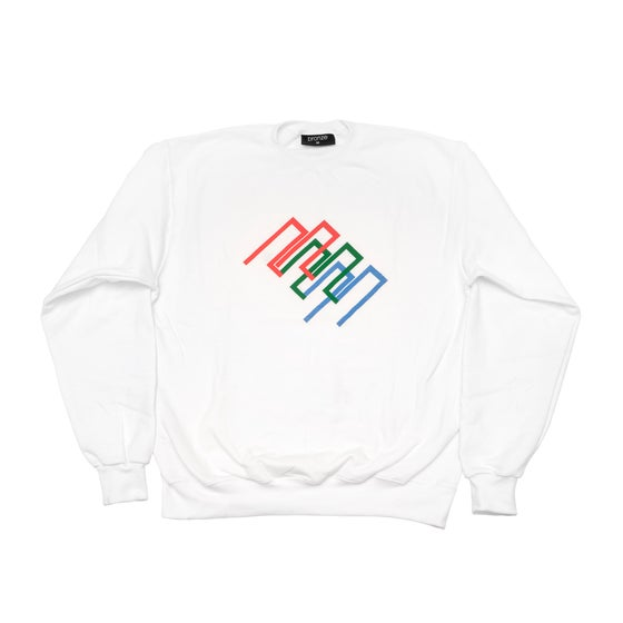 Image of Evil Empire Crewneck White