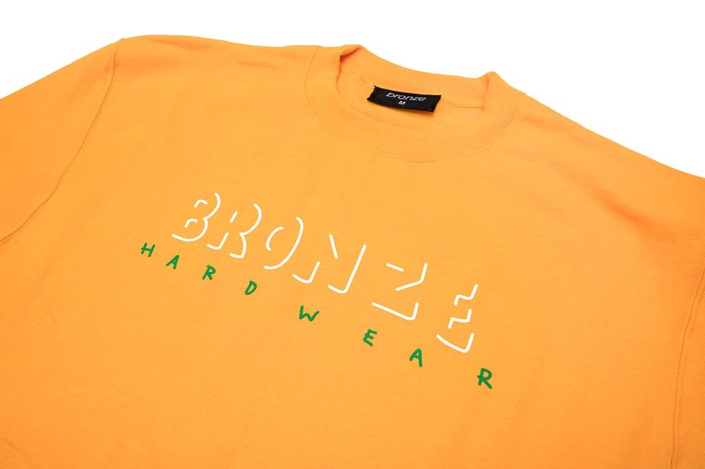 Image of Hardwear Crewneck Gold