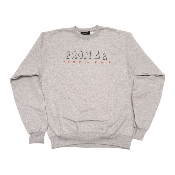 Image of Hardwear Crewneck Heather Grey