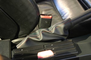 Image of Single Boots, Shift or ebrake.