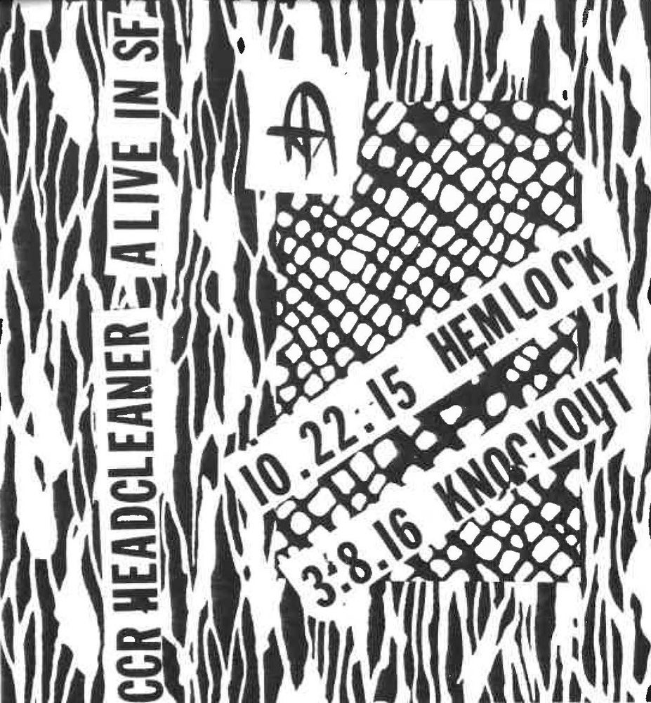 Image of Alive In SF Tape