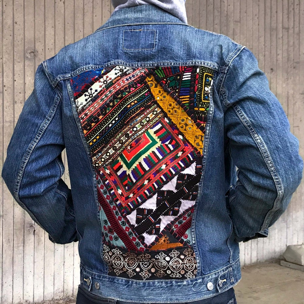 Image of Vintage Custom Levi's Jacket