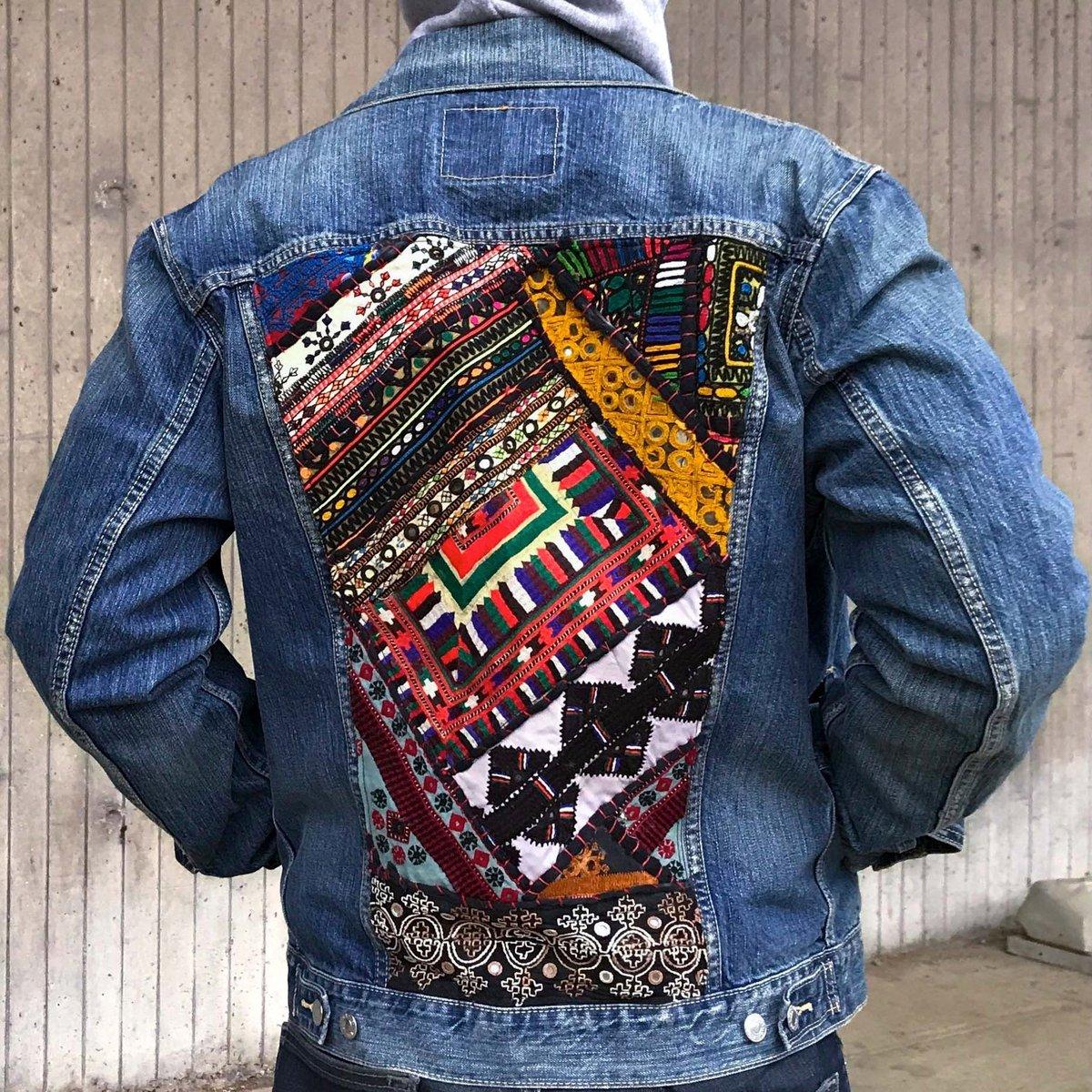 Image of Vintage Custom Levi's Jacket