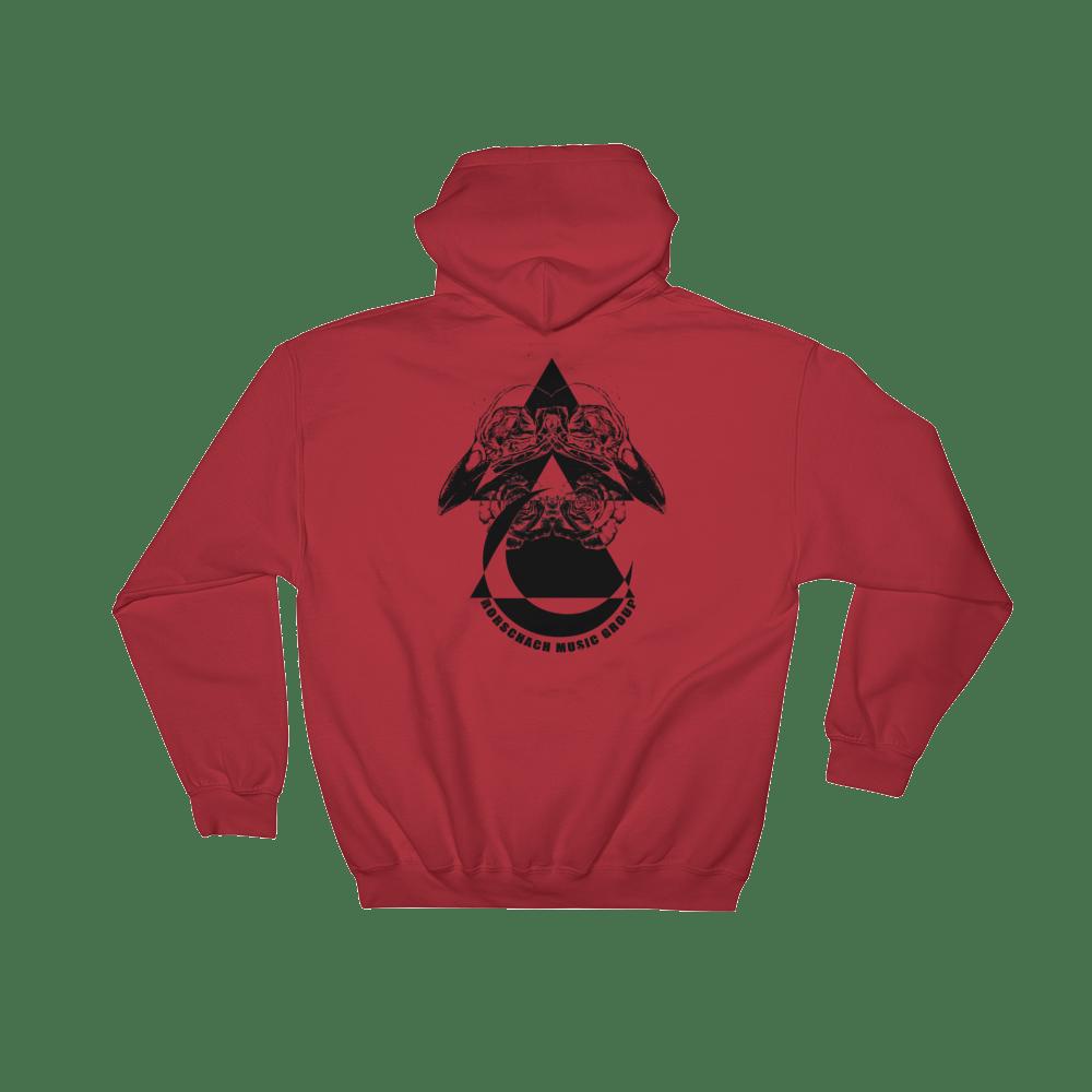 Image of RMG 'Sacred' Red Hoodie