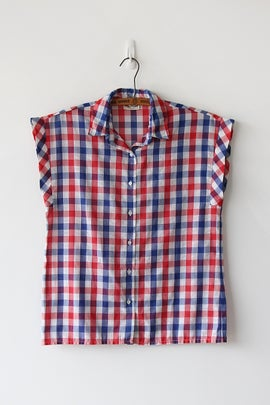 Image of SOLD Everyone Needs A Happy Plaid Shirt
