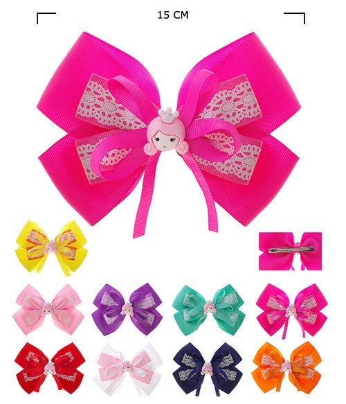 Image of Princess Hair Bows