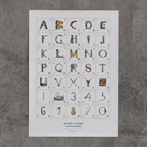 Image of Poster - metodo castilho