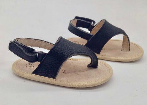 Image of Bella Eve & Co Luxe Leather Sandals - The Originals