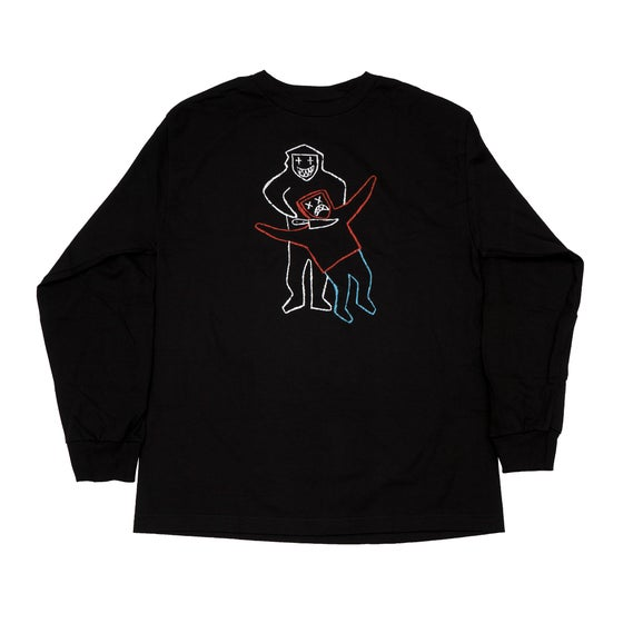 Image of ESPY LONGSLEEVE BLACK