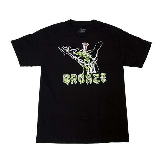 Image of CRUCIFY ME TEE BLACK