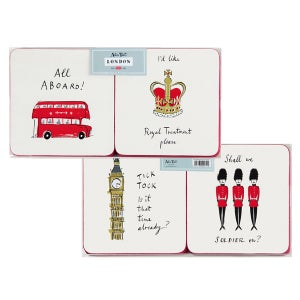 Alice Tait London Icons Coasters Set of 4 - Alice Tait Shop