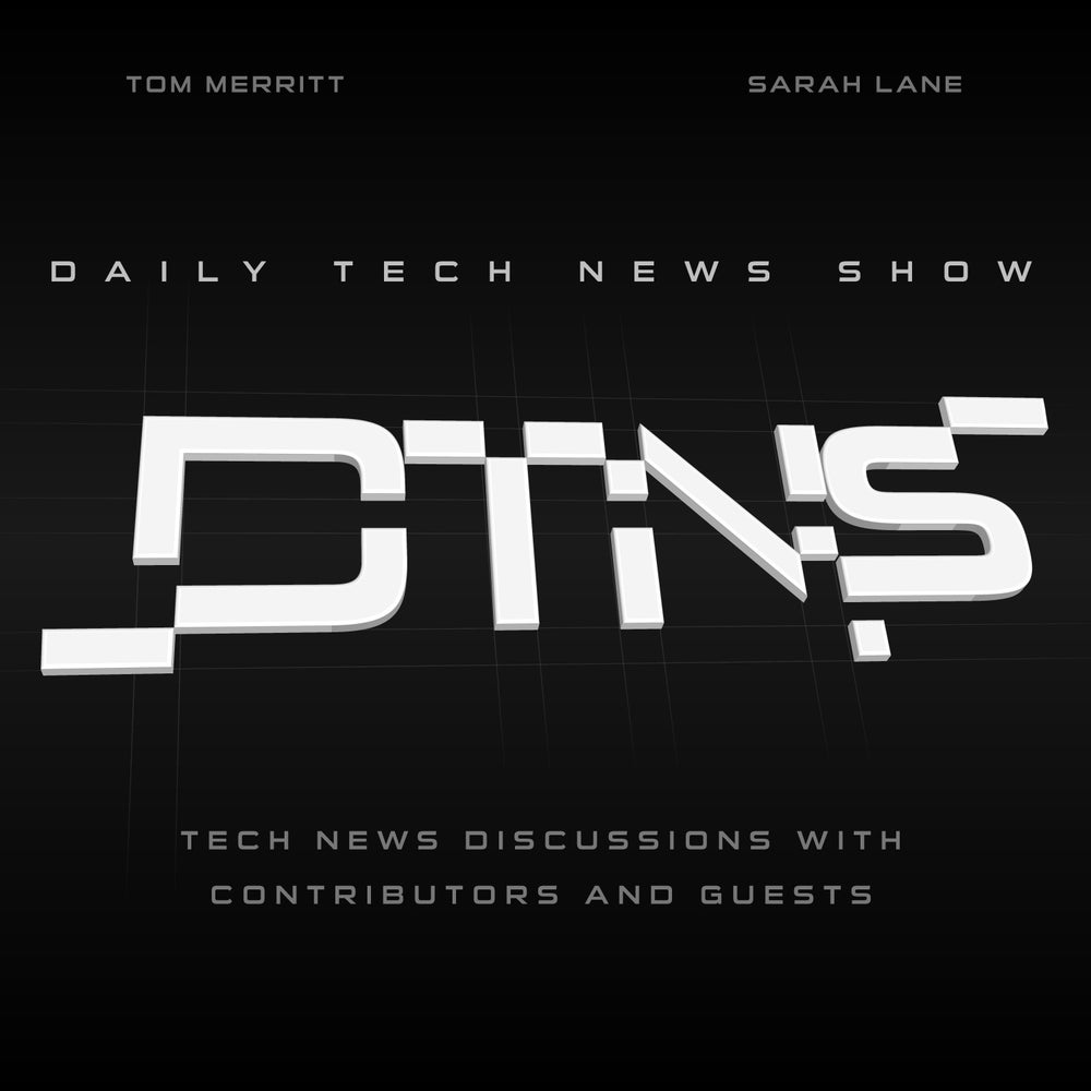 Image of New Logo DTNS Tee Shirt