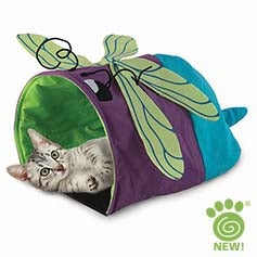 Crinkle Cat Cave