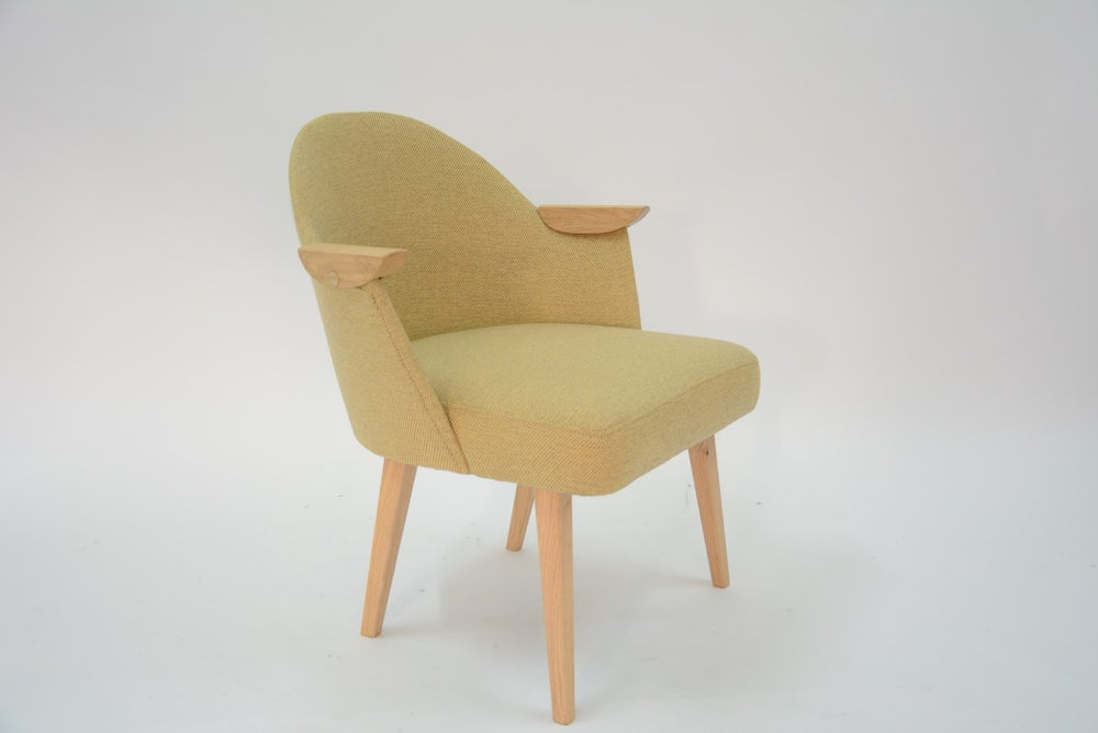 Image of Fauteuil DIABLE jaune