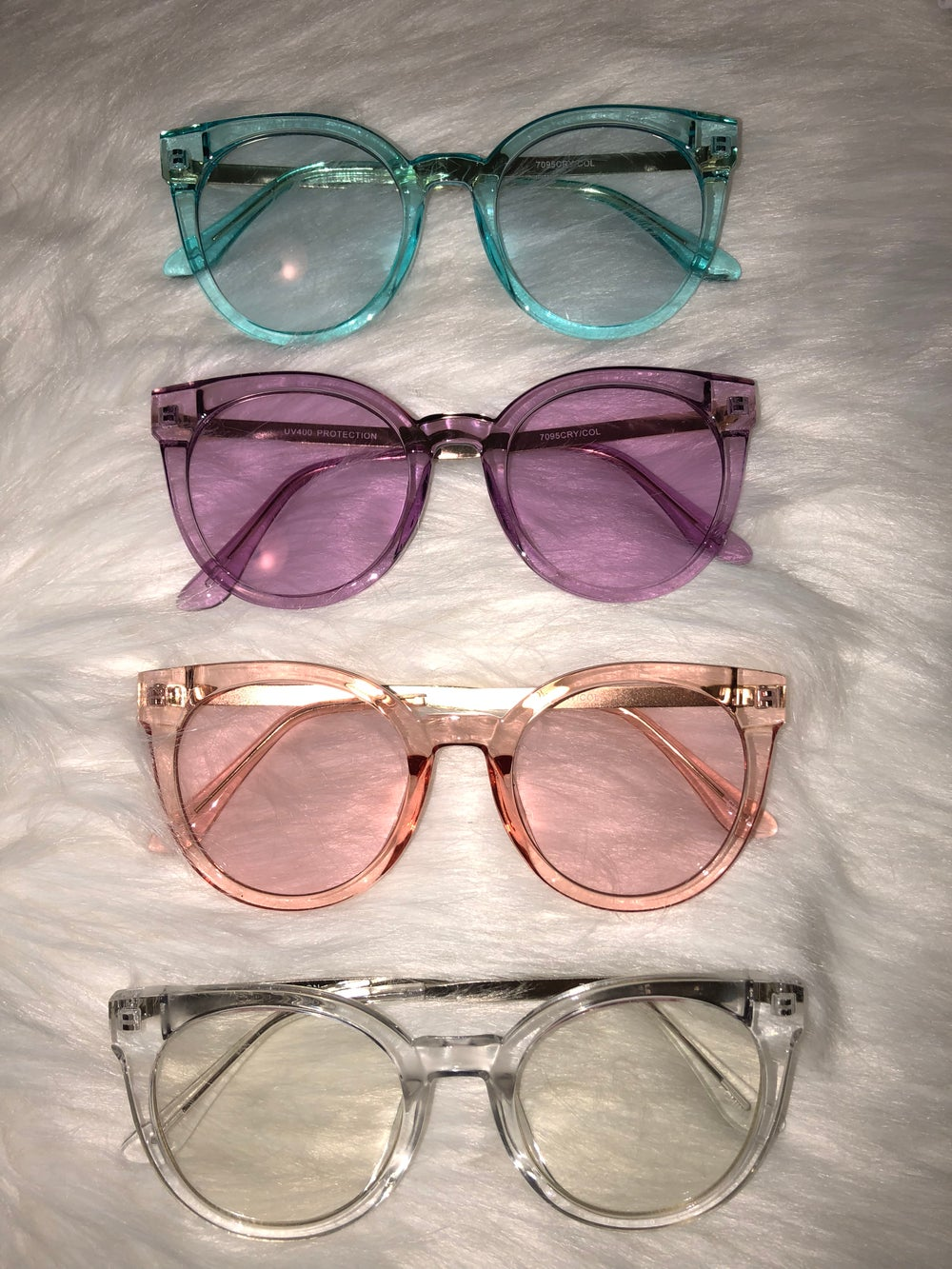 Image of Unisex Check Frames