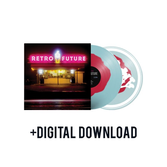 Image of Retro Future on Vinyl