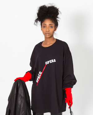 Image of (Space Opera) Long sleeve T-Shirt