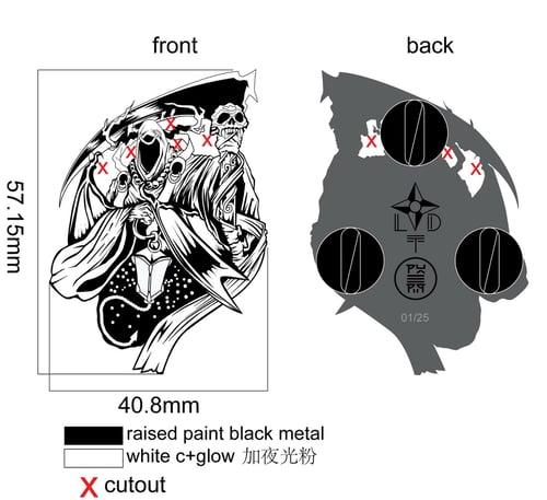 Image of Soul Collector (LTD × Py33r)