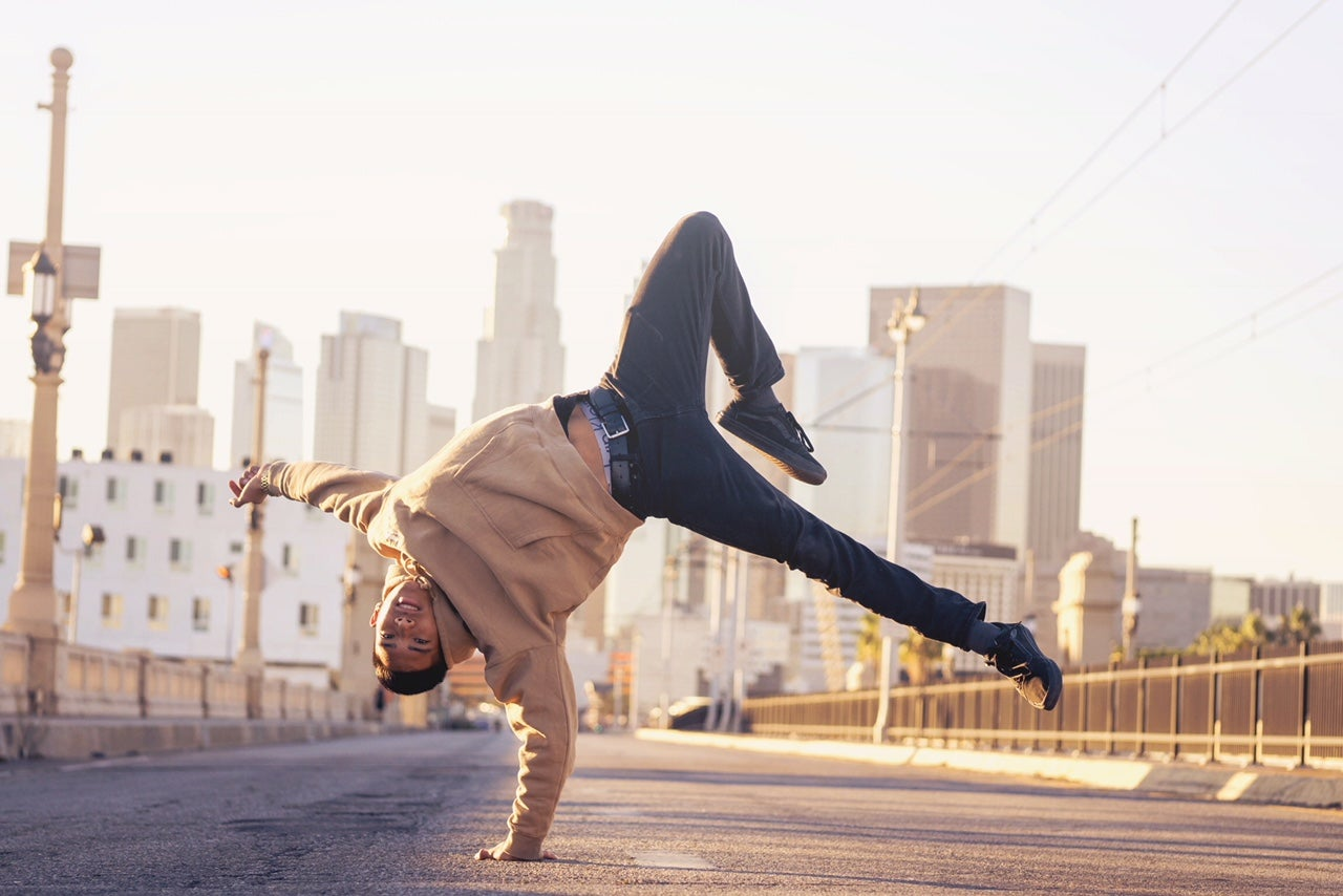 Image of Bboy Nico: Style Development - 90-min Intensive Workshop
