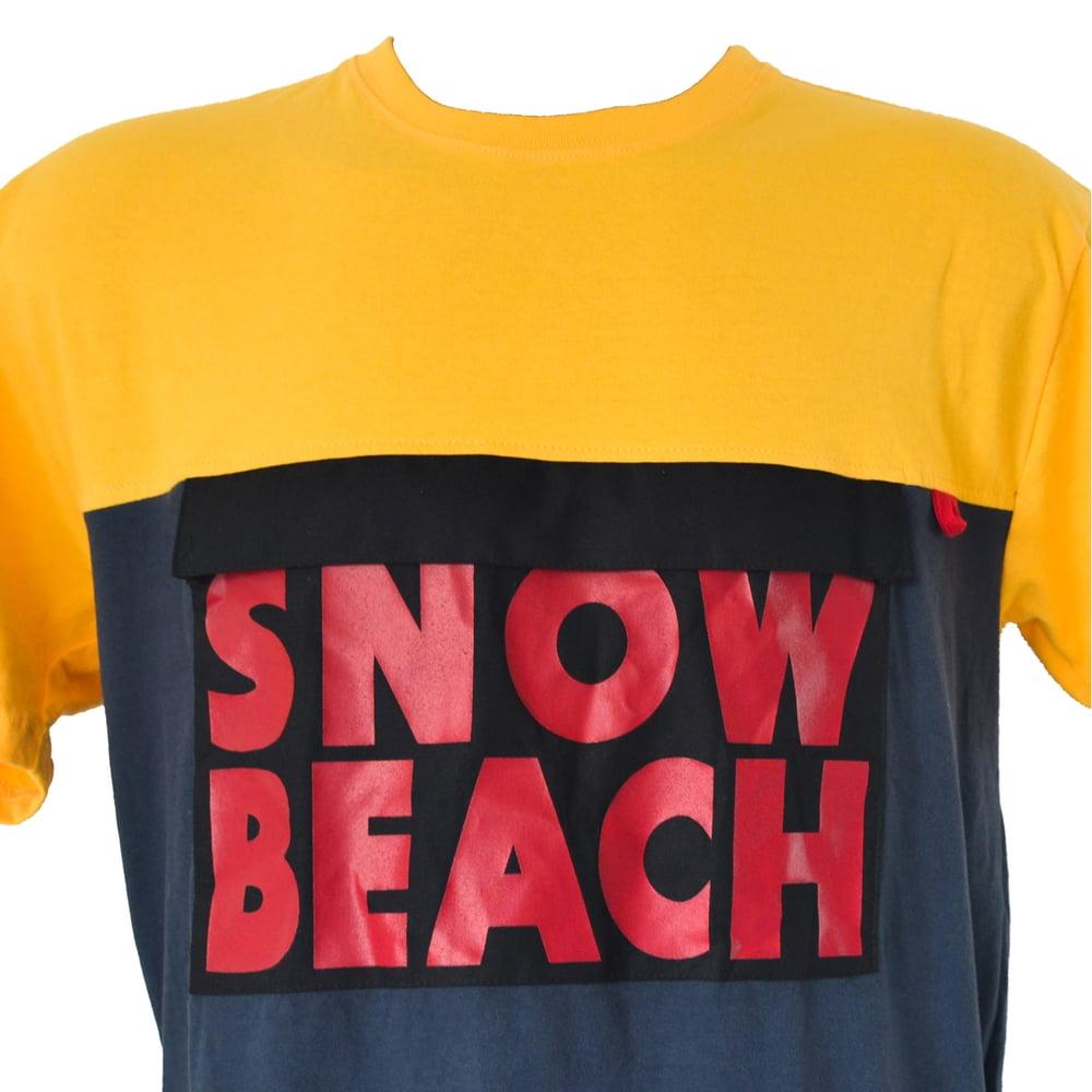 Image of Snow Beach Tee