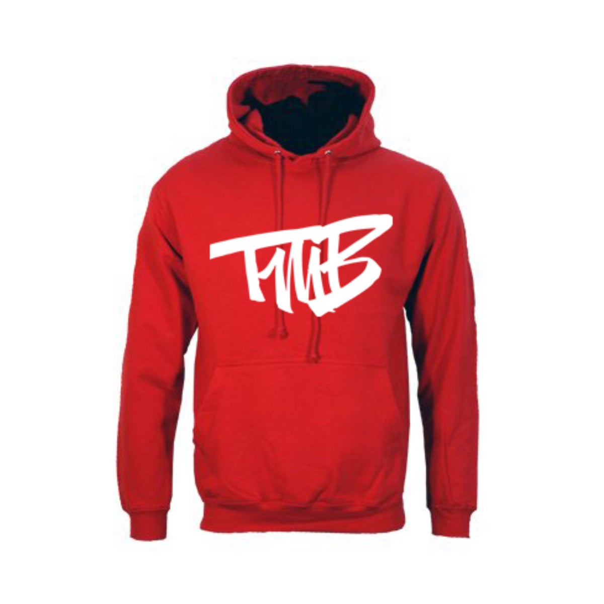 Image of The Money Boy Champagne Hoody- Red