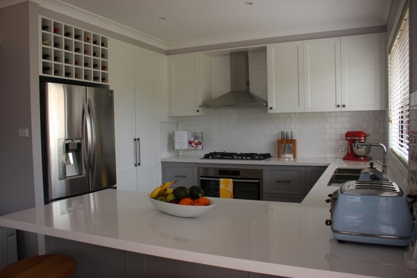Image of Residential kitchen design one