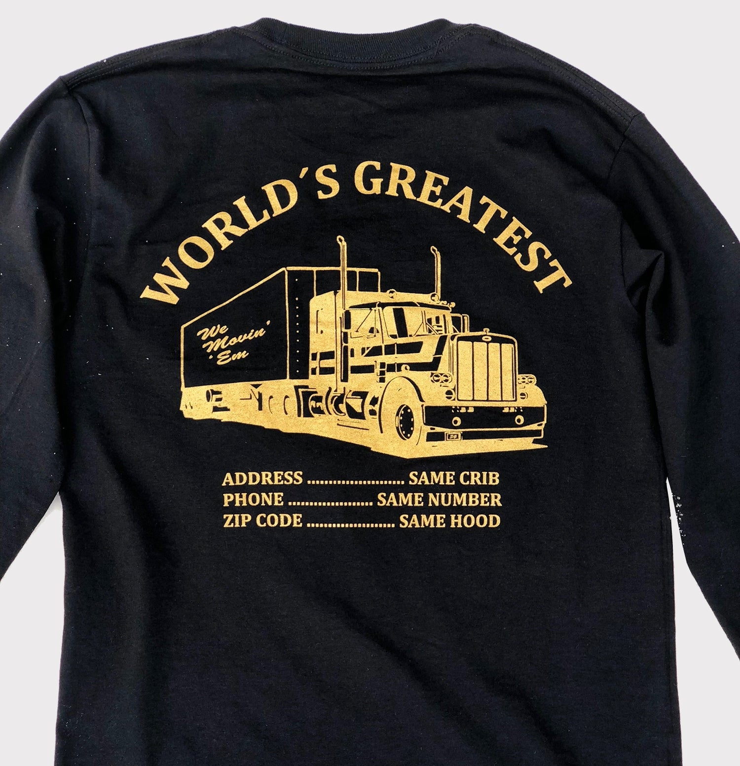 Image of World's Greatest - We Movin' 'Em