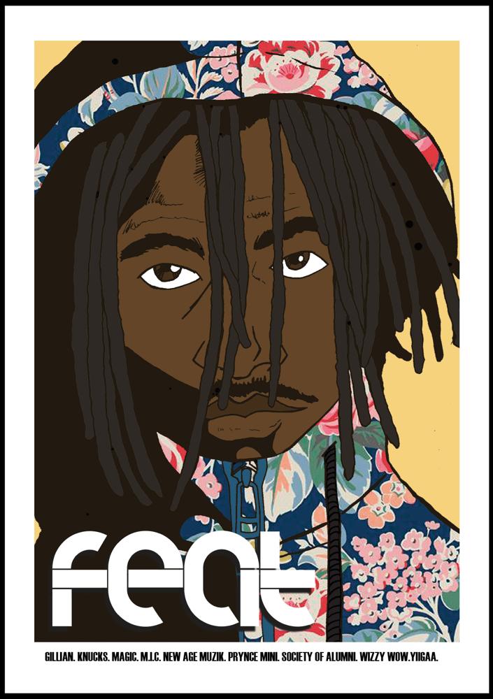 Image of Feat Magazine issue 00