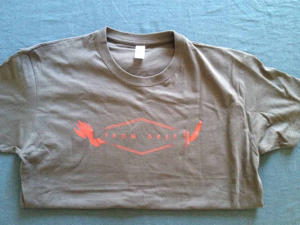 "Image of Tee-shirt ""From Grey"""