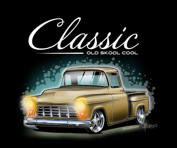 Image of Classic ol Skool 55 Tan