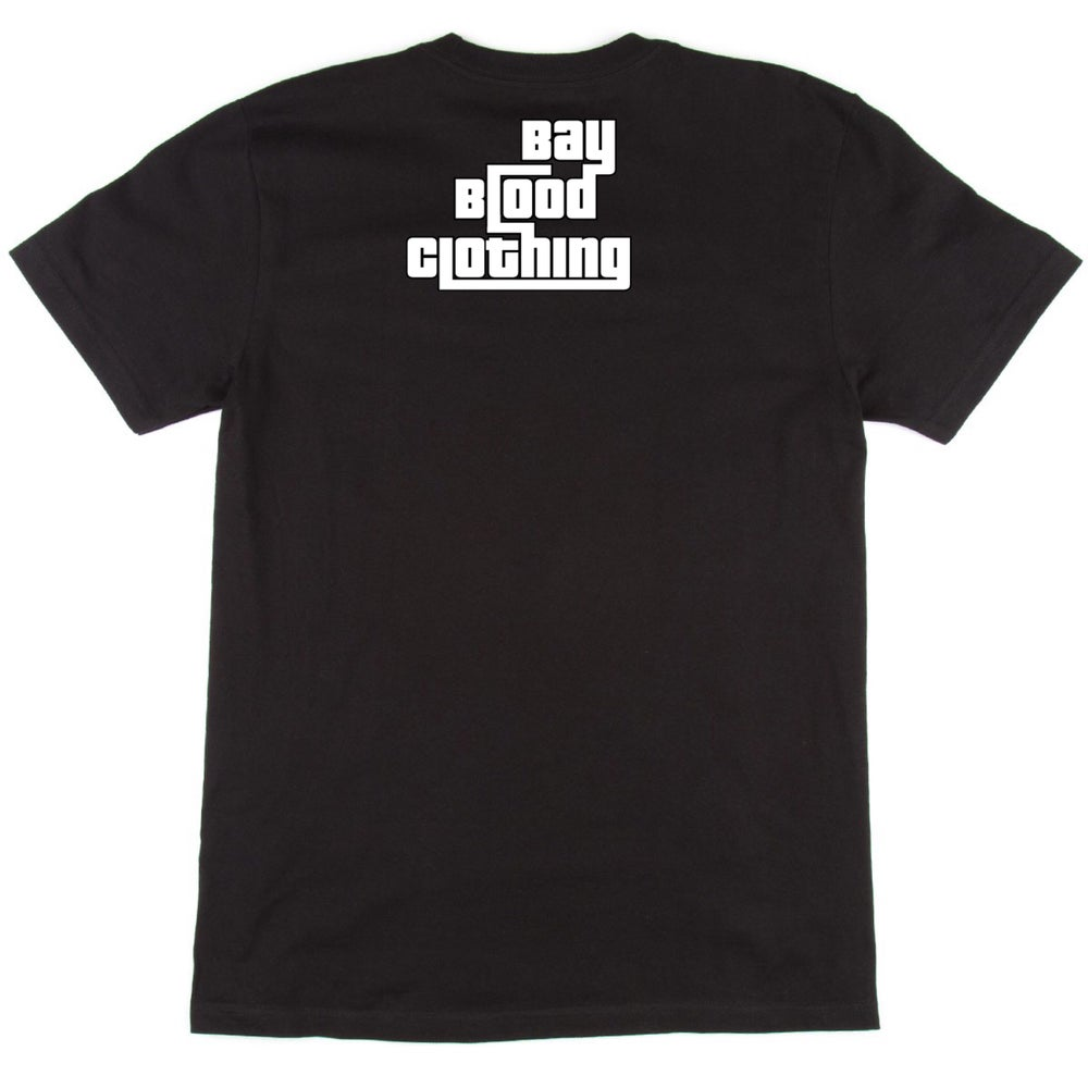 Image of The Bay Area GTA (Black)