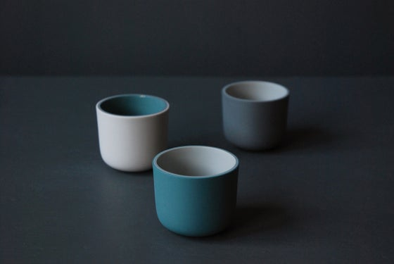 Image of Tiny glazed vessels