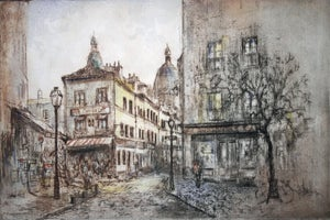 Image of Montmartre, Paris, France