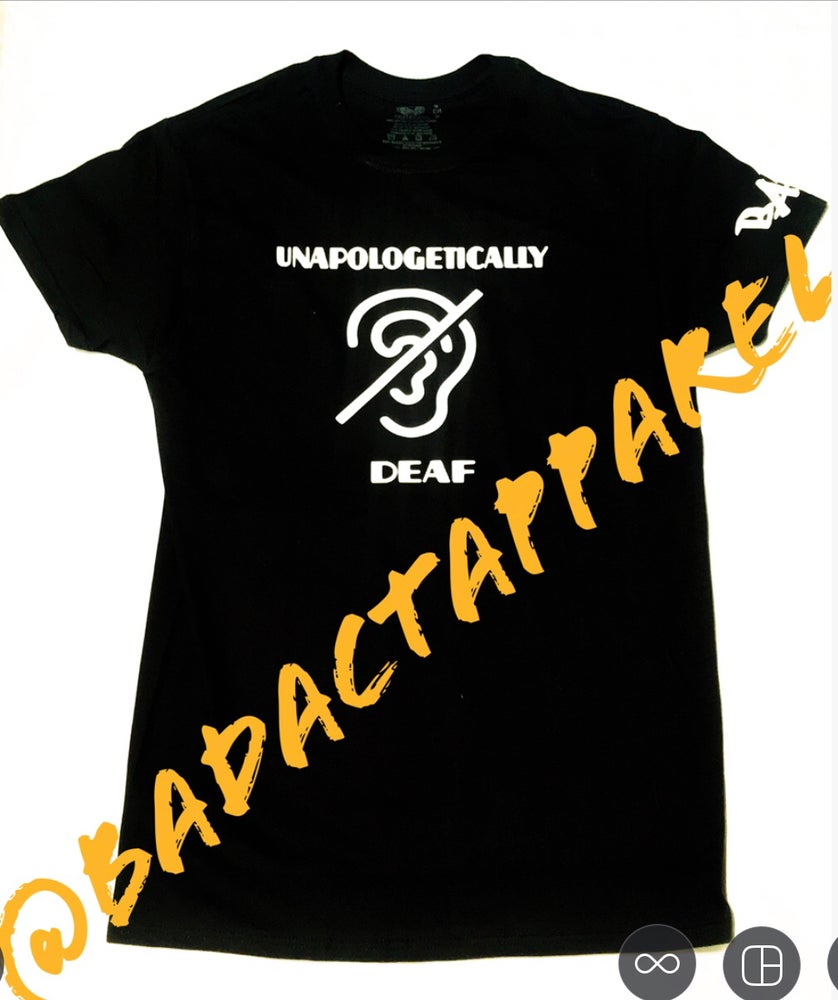 Image of Unapologetically Deaf