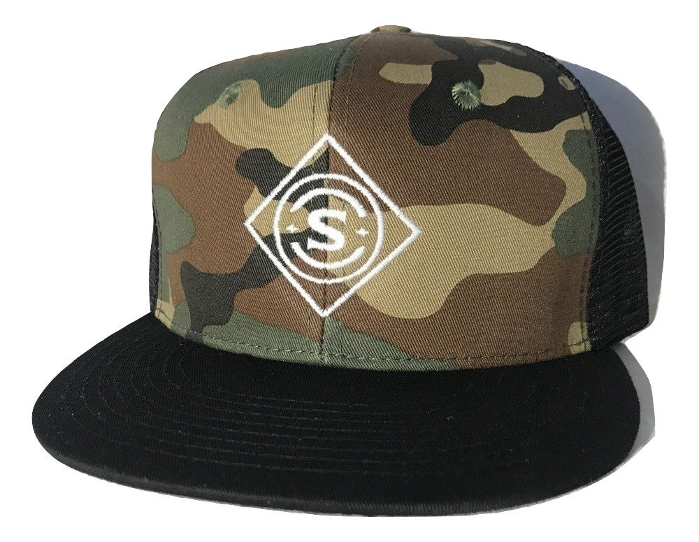 Image of Camo Hat