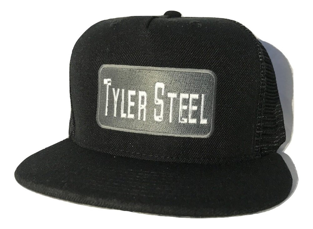 Image of Tyler Steel Patch Hat