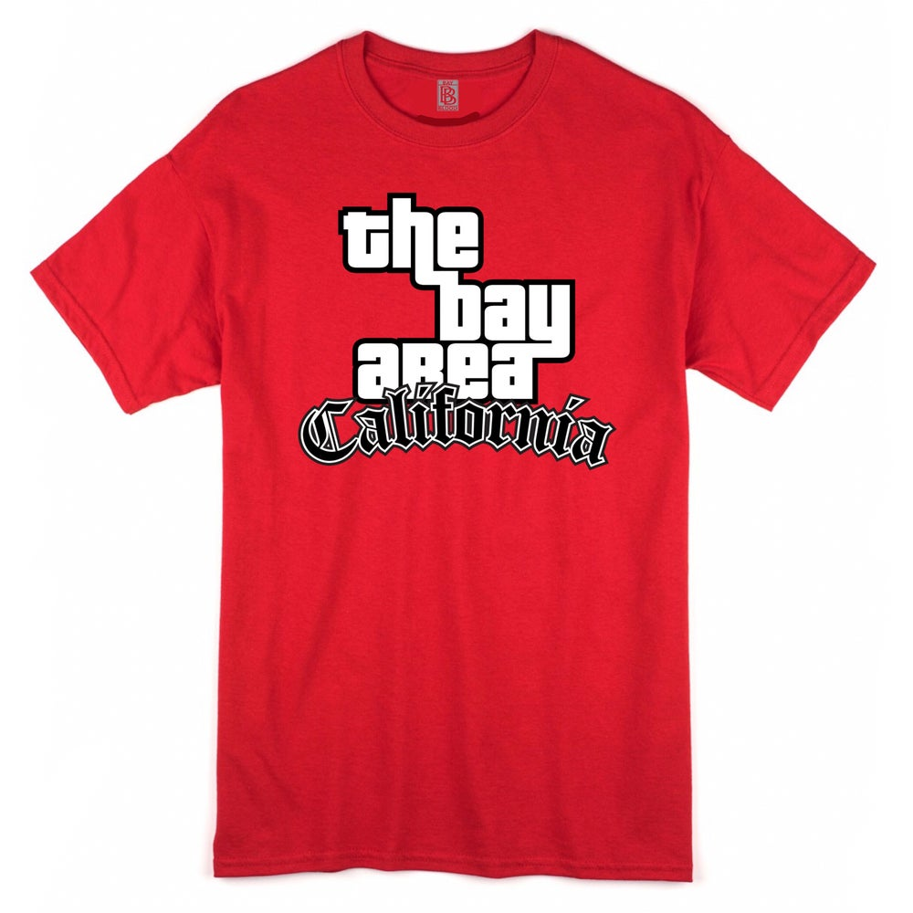 Image of The Bay Area GTA (Red)
