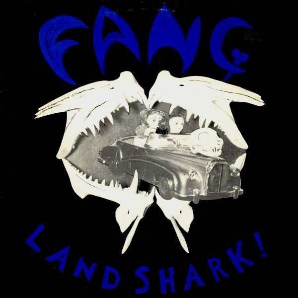 "Image of FANG ""LAND SHARK"" LP"