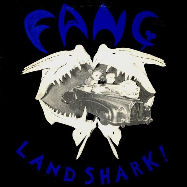 "Image of FANG ""LANDSHARK!"" LP"