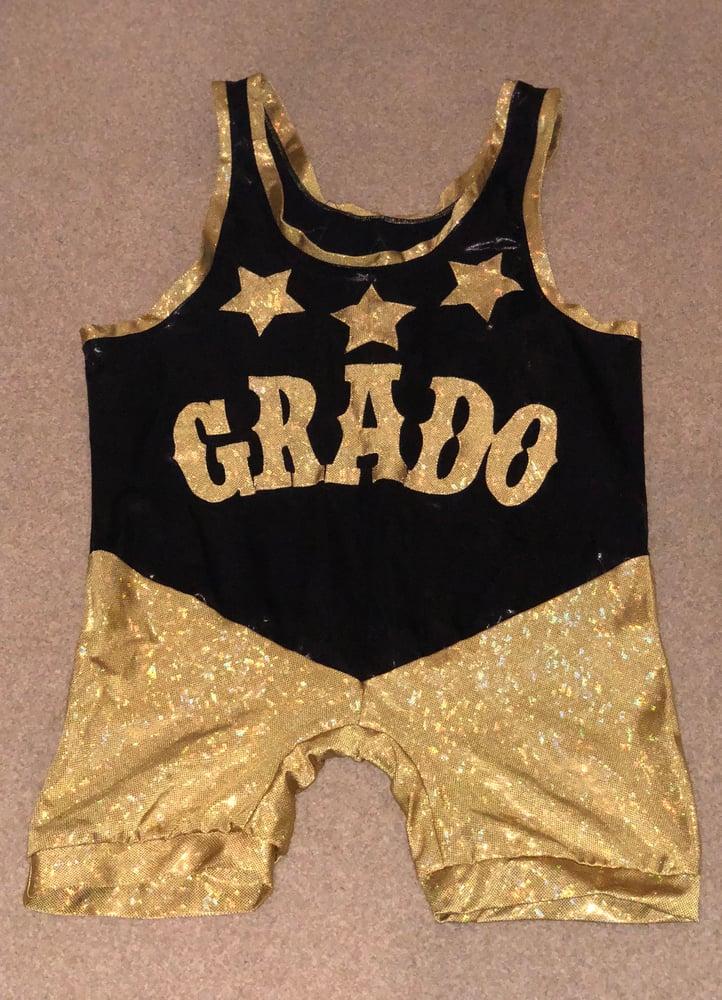 Image of GRADO Pro-Wrestling Singlets