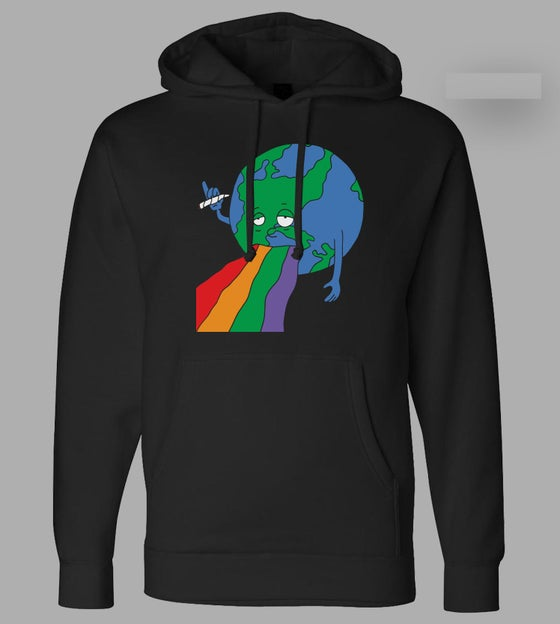 Image of Whatever Forever World Tour Hoodie