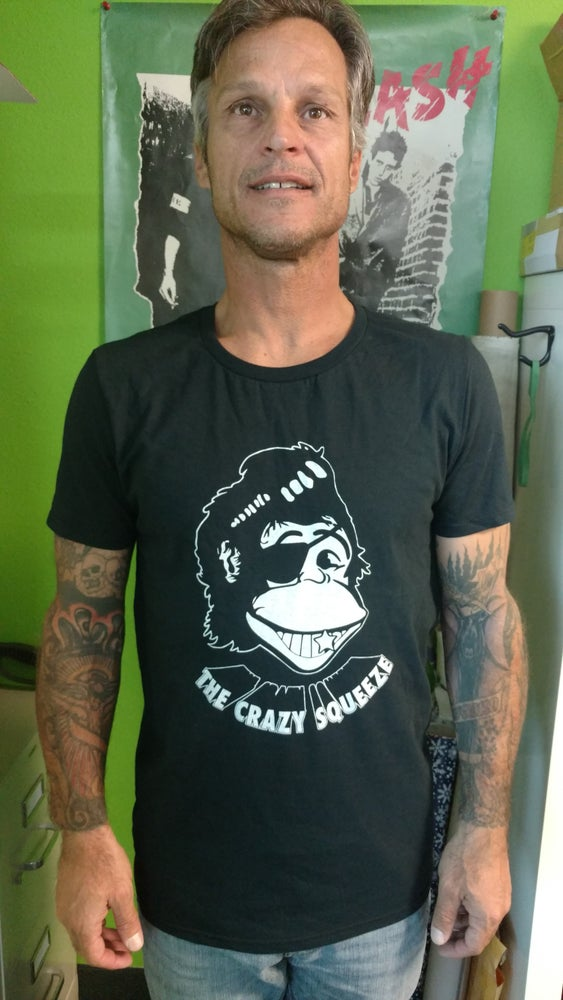 Image of The Crazy Squeeze Savior Of The Streets T-Shirt
