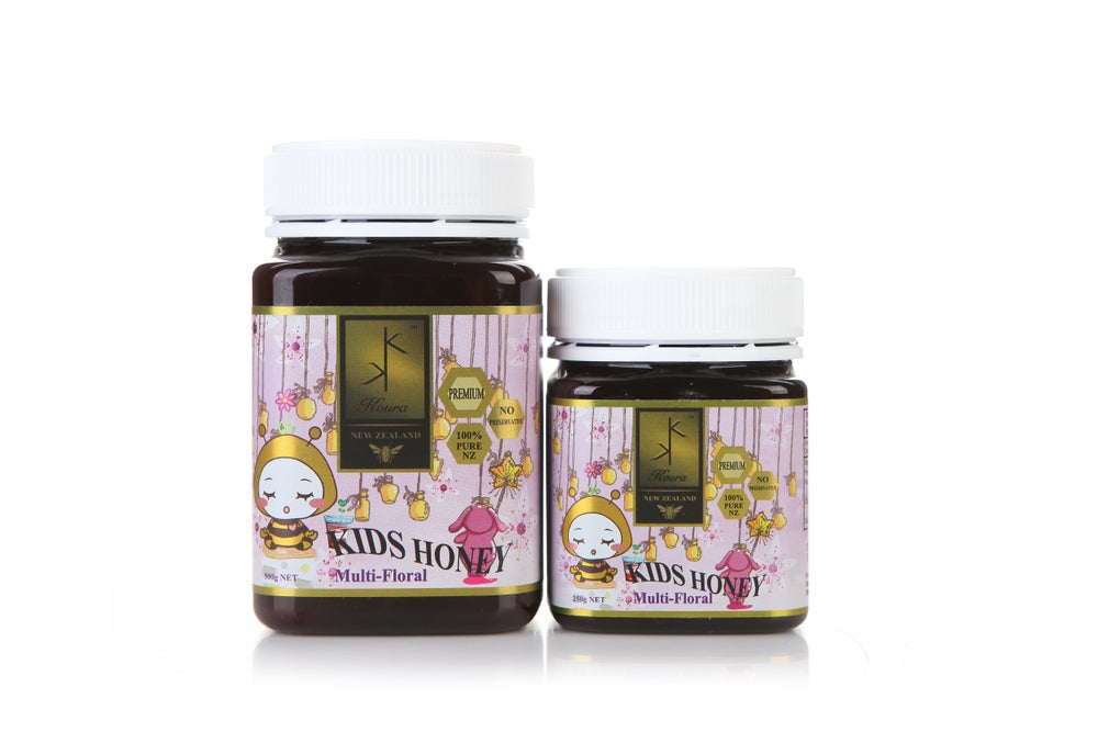 "Image of Koura Kids Honey  - Multi-Floral  ""Reach for the Stars"""