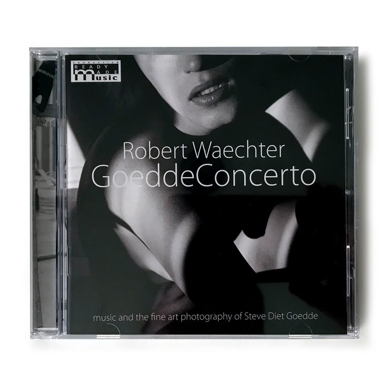 "Image of CD ""GoeddeConcerto"" by Robert Waechter"