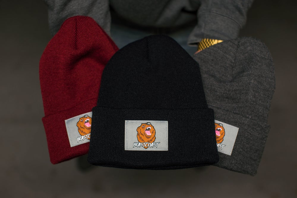 Image of Grizzly Beanie