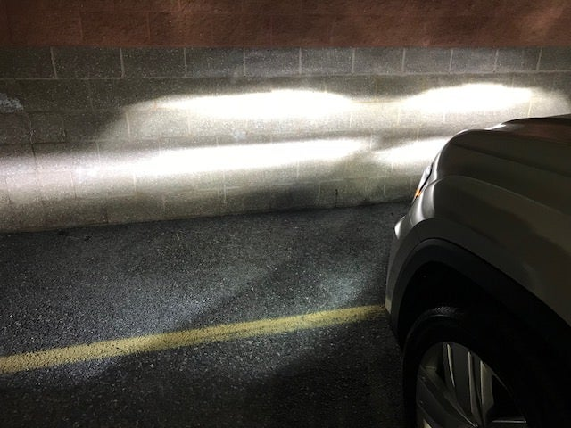 Image of Complete LED Fog Light Kit with no glare Fits: Volkswagen Atlas